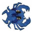 Blue Crab Fiesta Flops - Medium