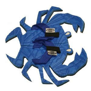 Blue Crab Fiesta Flops - Medium