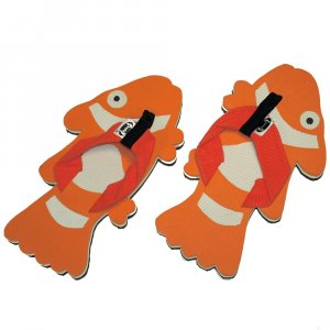 Clownfish Kid Flops - Small