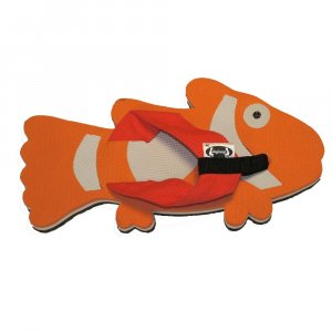 Clownfish Fiesta Flops - Medium