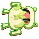 Frog Fiesta Flops - Medium
