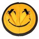 Smiley Face Fiesta Flops - Medium