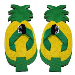 Pineapple Fiesta Flops - Medium