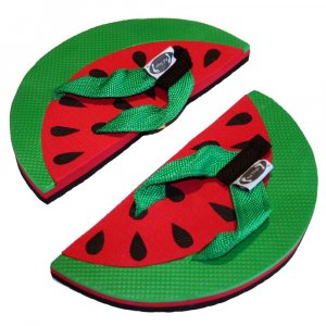 Watermelon Kid Flops - XSmall