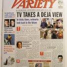 "Variety: May 20 - 26, 2002 ""TV Takes a Deja View"""