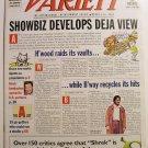 """Variety: March 4 - 10, 2002 """"Showbiz Develops Deja View"""""""