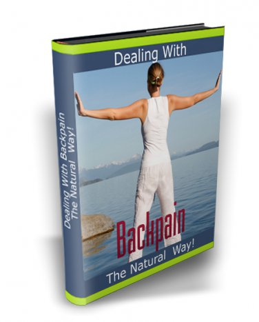 The cure for backache without drugs