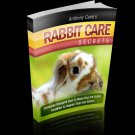 """The Ultimate Guide for Rabbit Care"":"