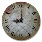 "12"" Decorative Wall Clock (Life's Tapestry)"