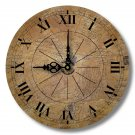 "12"" Decorative Wall Clock (Postcards from the Past)"
