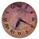 "12"" Decorative Wall Clock (Dragon)"