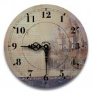 "12"" Decorative Wall Clock (Dreams)"