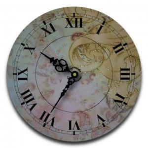 "12"" Decorative Wall Clock (Princess)"