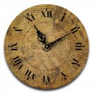 "12"" Decorative Wall Clock (Postage)"