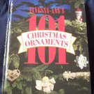 101 Christmas Ornaments Hardcover Book - How to Make Ornaments ~ Vanessa-Ann's