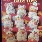 Vinyl-Weave Baby Toys in Cross Stitch Booklet