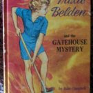TRIXIE BELDEN/GATEHOUSE MYSTERY/JULIE CAMPBELL/1965