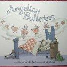 Angelina Ballerina : Katharine Holabird (Hardcover, 2000)