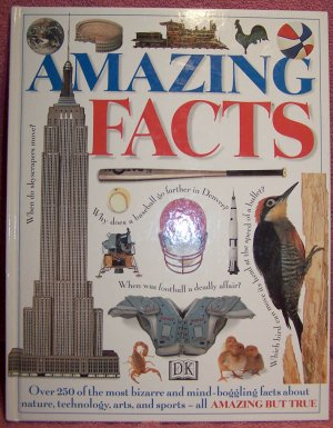 Amazing Facts ~ Hardcover, 1997