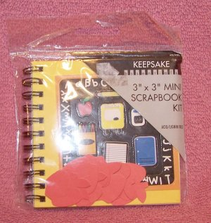 MINI SCRAPBOOK KIT, BY CREATIVITY, INC. ~ NEW
