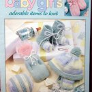 Quick Baby Gifts ~ Adorable Items to Knit ~ 12 Designs ~ Leaflet 2144