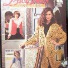 Vintage - Lacy Vests & Sweaters Crochet Pattern Booklet - Annie's Attic -  6 designs