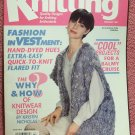 Vintage - Fashion Knitting Magazine - No, 75 - February 1995