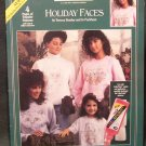 Holiday Faces – Colorpoint Paint Stitching Booklet 91231