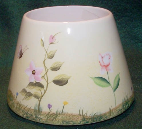 Wildflower Breeze Shade � Home Interiors � NEW IN BOX!