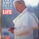 1999 Pope John Paul II A Tribute LIFE Magazine/Book