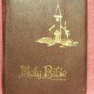 Vintage Giant Print ~ Holy Bible ~ King James Version 1976