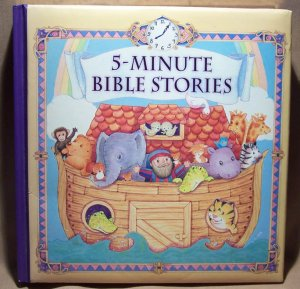 5-Minute Bible Stories by Ltd. Publications