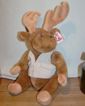 TY'S ATTIC TREASURES MONTGOMERY THE MOOSE