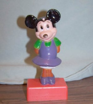 Vintage Late 1950's or 1960�s MINNIE MOUSE PENCIL SHARPENER