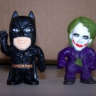 Batman & Joker 2008 Figures DC Comic Warner Bros RARE 2.5""
