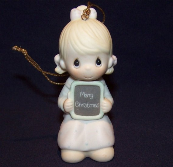 1983 Precious Moments Ornament - Love is Patient