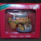 Noah's Ark 1996 Forget Me Not American Greetings Ornament