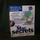 Vintage - Mac Secrets – 5th Edition  - Macworld – 1291 Page PaperBack