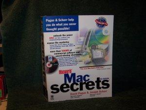 Vintage - Mac Secrets � 5th Edition  - Macworld � 1291 Page PaperBack
