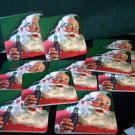 Vintage Coca Cola Santa Claus Coasters Coke – Set of 10