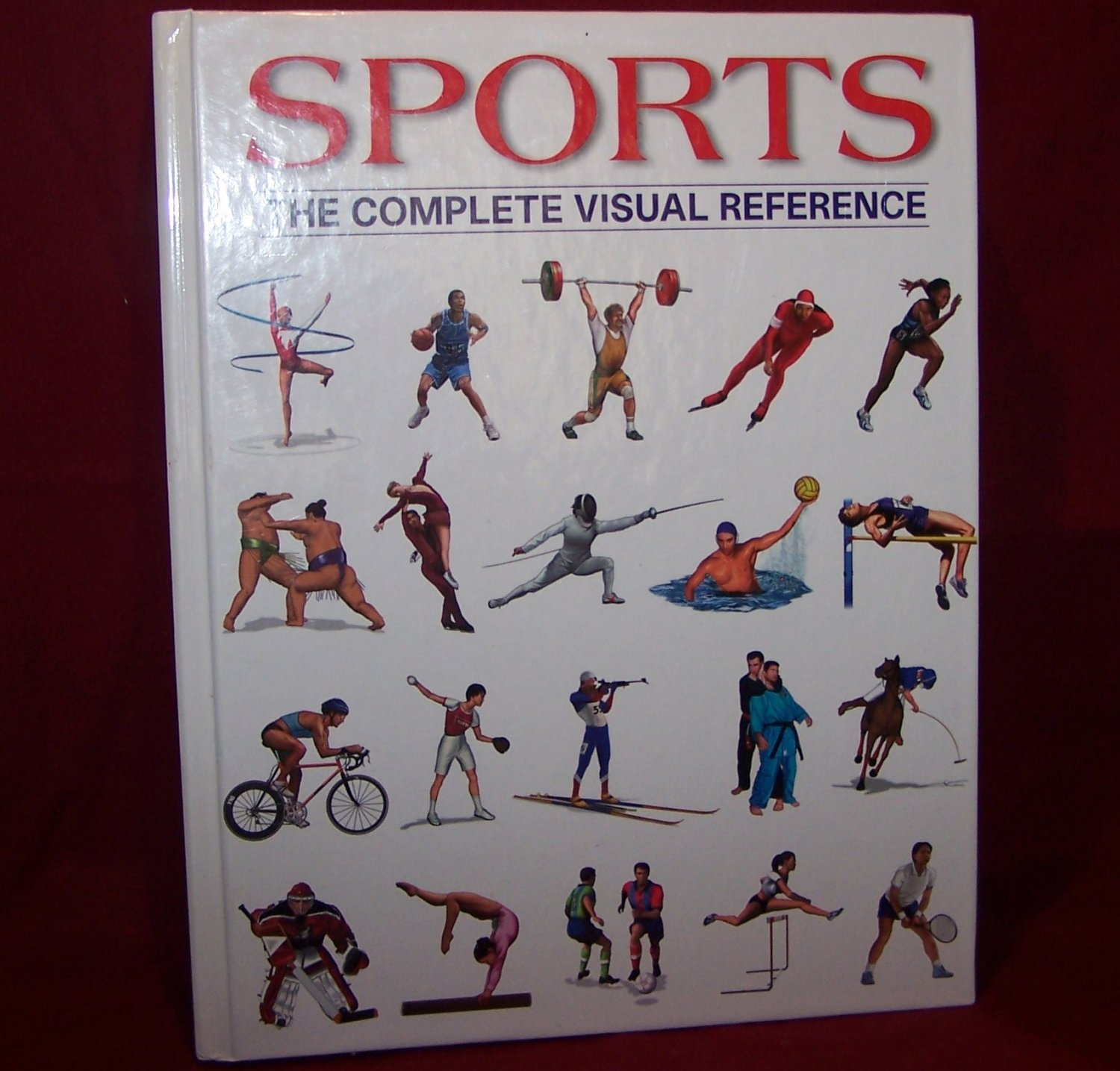 Sports: The Complete Visual Reference by Francois FortinOther Products from patandtonytreasures (View All)