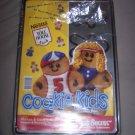 """18"""" Nestle Toll House COOKIE KIDS Ekco Baker's Secret PAN 8-on Boy / Girl"""