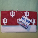 Indiana Hoosiers New Official wallet / checkbook case / clutch / eyeglass case