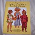 Original Shirley Temple Paper Dolls In Full Color - UNCUT