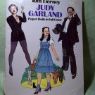 JUDY GARLAND Paper Dolls in Full Color by TOM TIERNEY 1982 Dover Uncut