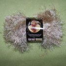 "Lion Brand Yarn Fun Fur Prints ""Sand Stone"" – 1 Skein"