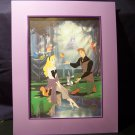 "Disney's ""Sleeping Beauty"" Exclusive Commemorative Lithograph from Disney Store"