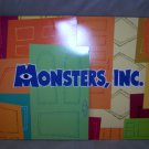 Monsters, Inc. - Disney Lithograph Portfolio Set of 4 Lithos - FREE SHIPPING