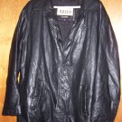 Wilson's M. Julian Men's Black Leather Jacket, Size - Small