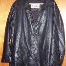 Wilson's M. Julian Men's Black Leather Jacket, Size - Small
